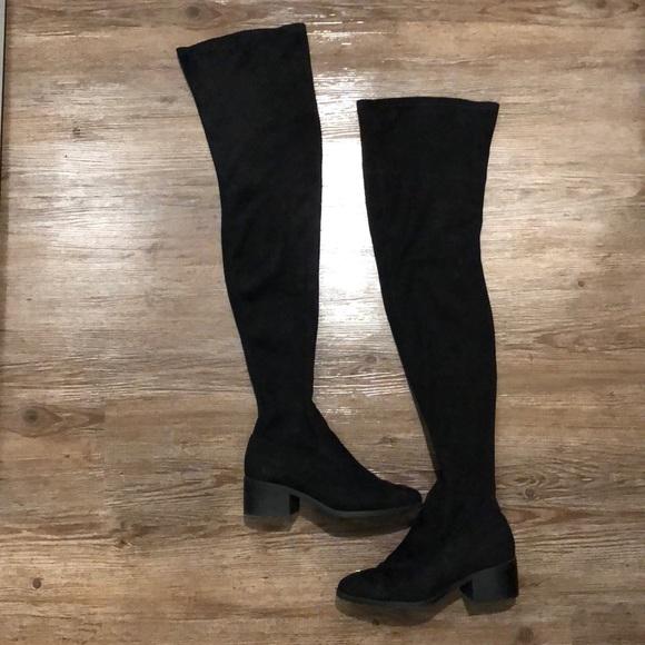 Shoes | Thigh High Boots | Poshmark